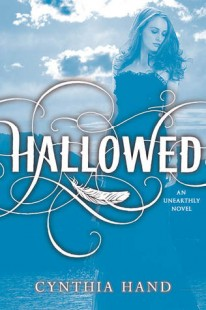 BOOK REVIEW – Hallowed (Unearthly #2) by Cynthia Hand