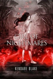 BOOK REVIEW – Girl of Nightmares (Anna #2) by Kendare Blake