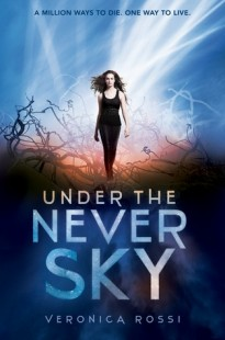 BOOK REVIEW – Under the Never Sky (Under the Never Sky #1) by Veronica Rossi