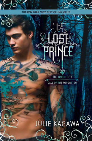 the lost prince julie kagawa