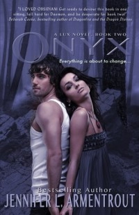 BOOK REVIEW – Onyx (Lux #2) by Jennifer L. Armentrout