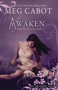 BOOK REVIEW – Awaken (Abandon Trilogy #3) by Meg Cabot