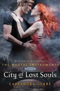 BOOK REVIEW – City of Lost Souls (The Mortal Instruments #5) by Cassandra Clare