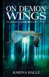 BOOK REVIEW – On Demon Wings (Experiment in Terror #5) by Karina Halle