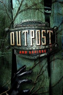 BOOK REVIEW – Outpost (Razorland #2) by Ann Aguirre