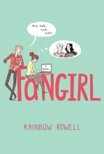 BOOK REVIEW – Fangirl by Rainbow Rowell