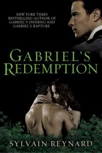 BOOK REVIEW – Gabriel's Redemption (Gabriel's Inferno #3) by Sylvain Reynard