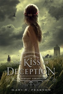 BOOK REVIEW – The Kiss of Deception  (The Remnant Chronicles #1) by Mary E. Pearson