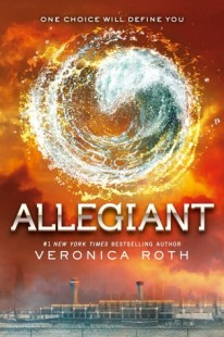 BOOK REVIEW – Allegiant (Divergent #3) by Veronica Roth