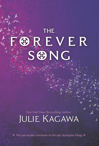 the forever song julie kagawa