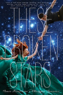 BOOK REVIEW – These Broken Stars (Starbound #1) by Amie Kaufman