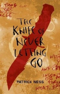 BOOK REVIEW – The Knife of Never Letting Go (Chaos Walking #1) by Patrick Ness