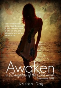 BOOK REVIEW – Awaken (Daughters of the Sea #2) by Kristen Day