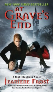 BOOK REVIEW – At Grave's End (Night Huntress #3) by Jeaniene Frost