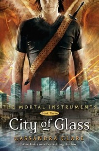 BOOK REVIEW – City of Glass (The Mortal Instruments #3) by Cassandra Clare