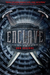 BOOK REVIEW – Enclave (Razorland #1) by Ann Aguirre