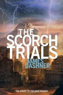 BOOK REVIEW – The Scorch Trials (The Maze Runner #2) by James Dashner
