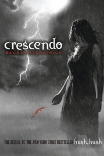 BOOK REVIEW – Crescendo (Hush, Hush #2) by Becca Fitzpatrick