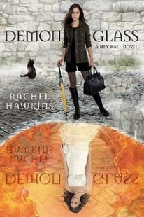 BOOK REVIEW – Demonglass (Hex Hall #2) by Rachel Hawkins