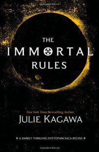 BOOK REVIEW – The Immortal Rules (Blood of Eden #1) by Julie Kagawa