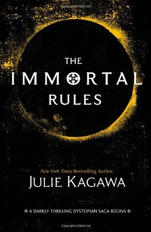 The Immortal Rules Julie Kagawa