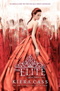 BOOK REVIEW – The Elite (The Selection #2) by Kiera Cass