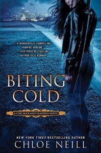 BOOK REVIEW: Biting Cold (Chicagoland Vampires #6) by Chloe Neill