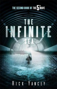 BOOK REVIEW – The Infinite Sea (The 5th Wave #2) by Rick Yancey