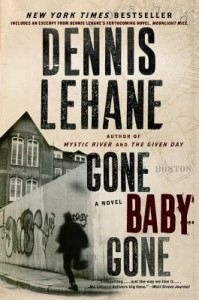 BOOK REVIEW: Gone, Baby, Gone (Kenzie & Gennaro #4) by Dennis Lehane