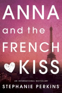 BOOK REVIEW – Anna and the French Kiss (Anna and the French Kiss #1) by Stephanie Perkins