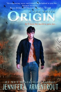 BOOK REVIEW – Origin (Lux #4) by Jennifer L. Armentrout