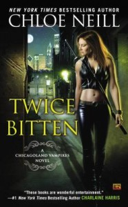 BOOK REVIEW – Twice Bitten (Chicagoland Vampires #3) by Chloe Neill