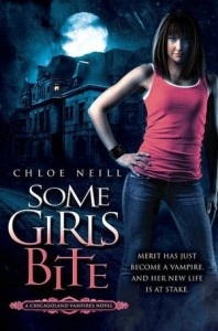 BOOK REVIEW – Some Girls Bite (Chicagoland Vampires #1) by Chloe Neill