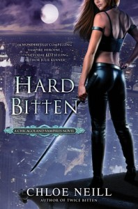 BOOK REVIEW: Hard Bitten (Chicagoland Vampires #4) by Chloe Neill