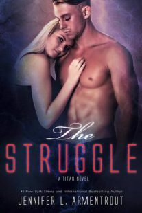 BOOK REVIEW – The Struggle (Titan #3) by Jennifer L. Armentrout