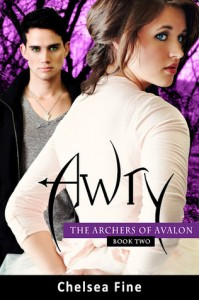 BOOK REVIEW – Awry (The Archers of Avalon #2) by Chelsea Fine