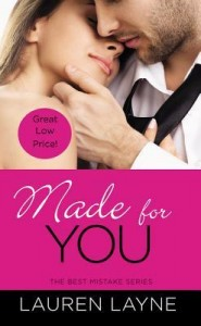 BOOK REVIEW: Made For You (The Best Mistake #2) by Lauren Layne