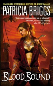 BOOK REVIEW – Blood Bound (Mercy Thompson #2) by Patricia Briggs