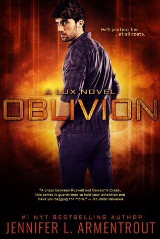 oblivion lux jennifer l armentrout