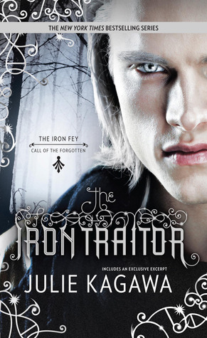 the iron traitor julie kagawa the iron fey
