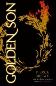 BOOK REVIEW: Golden Son (Red Rising Trilogy #2) by Pierce Brown
