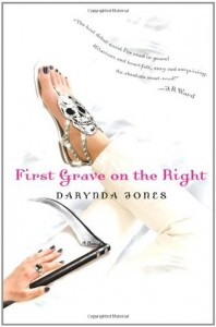 BOOK REVIEW: First Grave on the Right (Charley Davidson #1) by Darynda Jones