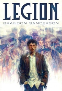 BOOK REVIEW – Legion (Legion #1) by Brandon Sanderson