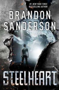 BOOK REVIEW: Steelheart (Reckoners #1) by Brandon Sanderson