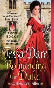 tessa dare romancing the duke