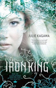 BOOK REVIEW – The Iron King (The Iron Fey #1) by Julie Kagawa
