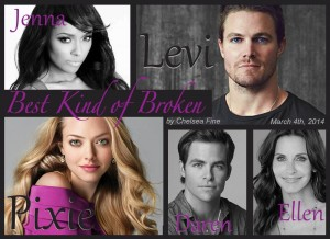 Cast of Best Kind of Broken