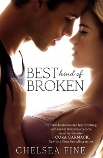 BOOK REVIEW – Best Kind of Broken (Finding Fate #1) by Chelsea Fine