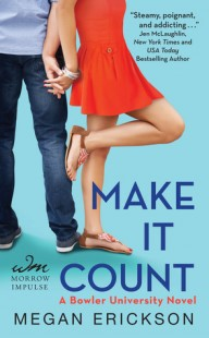 BOOK REVIEW – Make it Count (Bowler University #1) by Megan Erickson