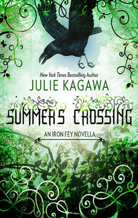 summer's crossing iron fey novella julie kagawa